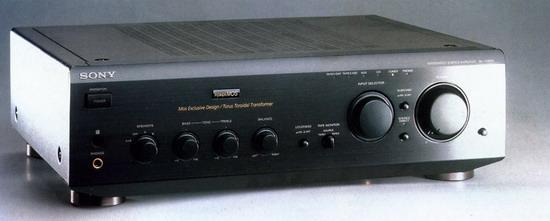 Усилитель Sony TA-FE910R - обзоры и отзывы Hi-Fi