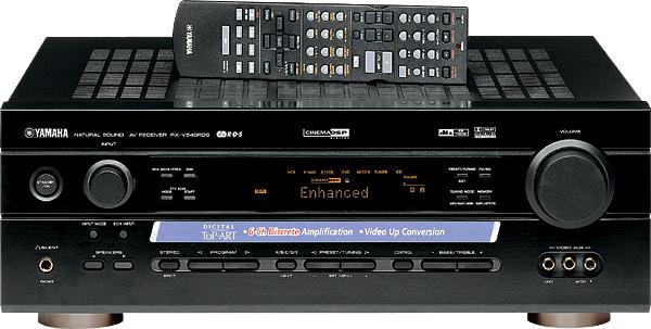 AV-ресивер Yamaha RX-V540RDS