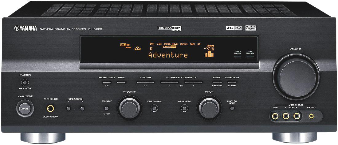 AV-ресивер Yamaha RX-V559